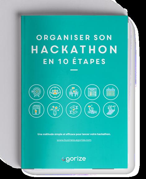 Couverture ebook Agorize Organiser hackathon 10 étapes.png